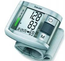 beurer BC 19 Plus Sprechendes Handgelenk-Blutdruckmessgerät