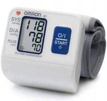 OMRON R1 Smart (HEM-6114-D) Handgelenk-Blutdruckmessgerät