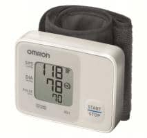 OMRON RS1 (HEM-6120-D Handgelenk-Blutdruckmessgerät