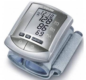 beurer BC 16 Handgelenk-Blutdruckmessgerät