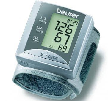 beurer BC 20 Handgelenk-Blutdruckmessgerät