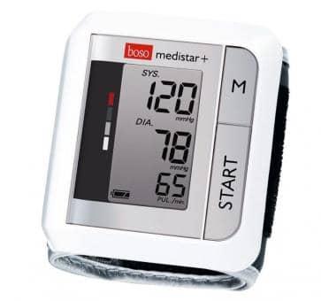 boso medistar+ Handgelenk-Blutdruckmessgerät