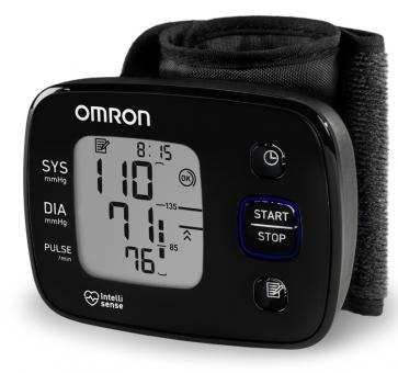 OMRON HG5 Precision Handgelenk-Blutdruckmessgerät (HEM-6150-D)