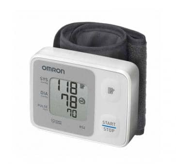 OMRON RS2 (HEM-6121-D) Handgelenk-Blutdruckmessgerät