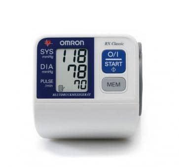 OMRON RX Classic II (HEM-6113-D) Handgelenk-Blutdruckmessgerät