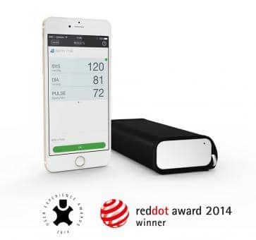 QardioArm A100 weiß Oberarm-Blutdruckmessgerät