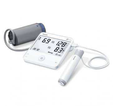 beurer BM 95 Bluetooth Oberarm-Blutdruckmessgerät