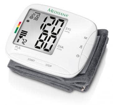 Medisana BW 333 Handgelenk Blutdruckmessgerät Slim Line