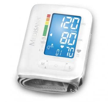 Medisana BW 300 connect Handgelenk-Blutdruckmessgerät