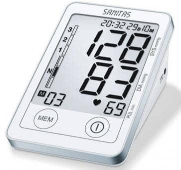 Sanitas SBM 45 Oberarm-Blutdruckmessgerät