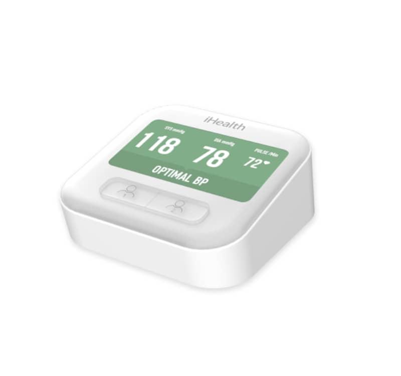 M&D iHealth Clear BPM1 Oberarm Blutdruckmessgerät