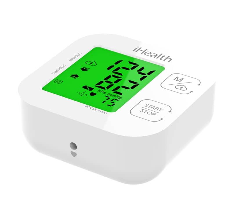 M&D iHealth Track KN-550BT Oberarm Blutdruckmessgerät