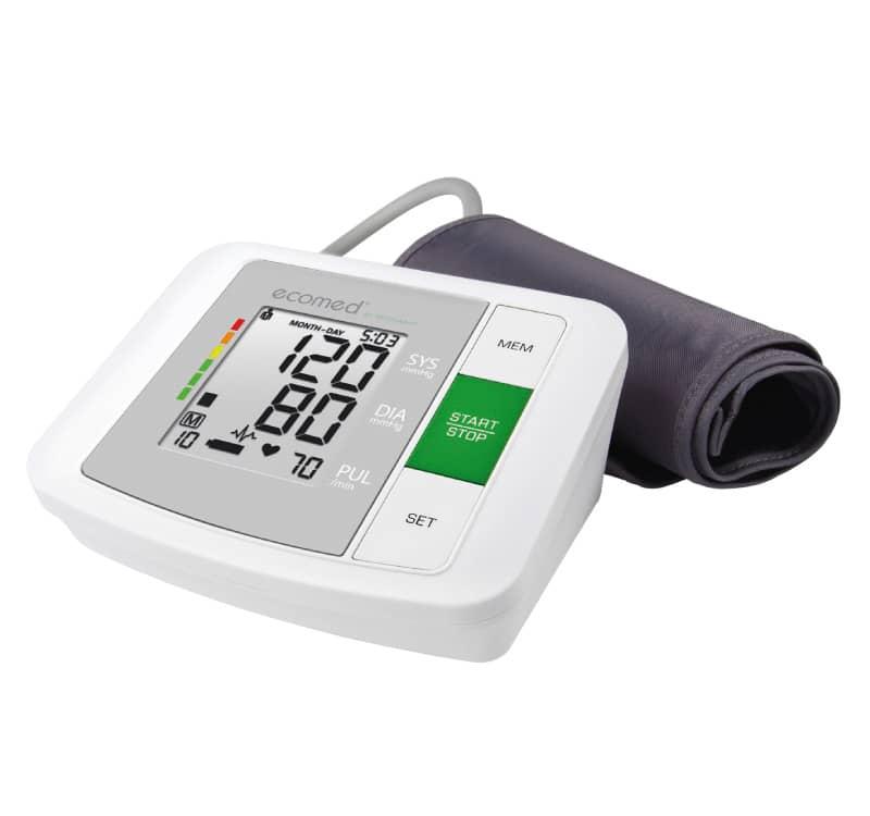 Medisana ecomed BU-90E Oberarm-Blutdruckmessgerät
